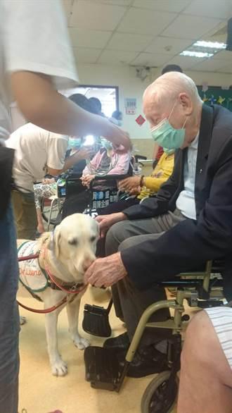 治療犬令人更自在助療癒