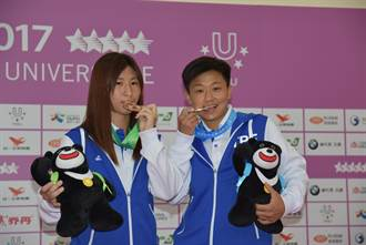 中華台北2女將初次參加國際賽 散打一舉奪牌
