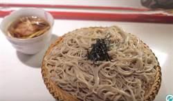 築夢新臺灣》堅持百分百蕎麥麵