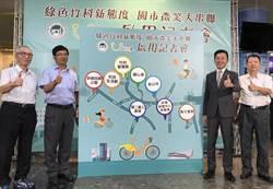 竹科YouBike 8站啟用 打造綠色城市