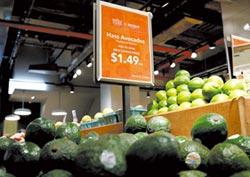 亞馬遜入主 全食大促銷 嚇挫零售股