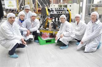 中大先進電離層探測儀 福衛五號最晚動最快交的科學酬載