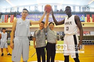 台灣籃壇最大賽事 中州科大分齡籃球錦標賽 熱鬧開打