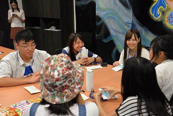 聖約大與靜岡理工科大未來將每年相互舉辦跨領域國際PBL的工作營,帶動聖約大學子對國際築夢、圓夢而努力。(圖/聖約翰科技大學提供)