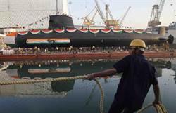 對抗中國潛艦發展 印度海軍欲速購魚雷反制系統