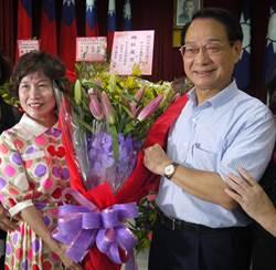 呂學樟接任國民黨竹市黨部主委