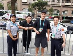 熱心運將送回遺失手機 澳洲選手讚:最溫馨的台灣經驗