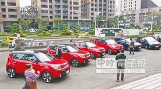 今年底衝200輛 多元計程車搶商機