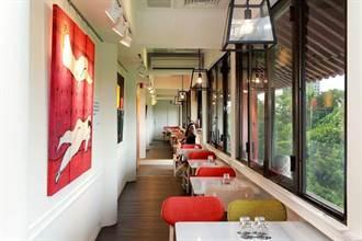 藝文餐桌 常玉咖啡館