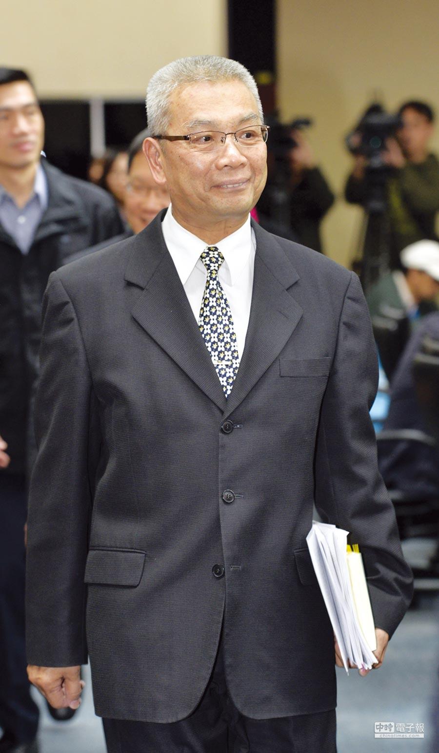 財政部長許虞哲  圖/本報資料照片