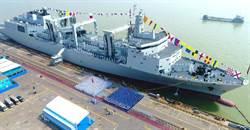 大陸超級奶媽服役 遼寧艦作戰半徑可遠達夏威夷