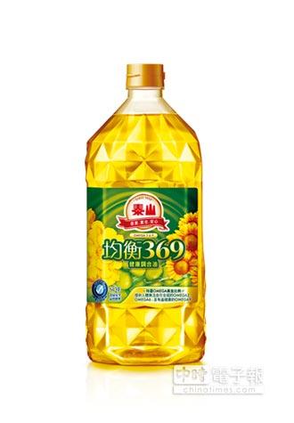 均衡369調合油獲SQF最高認證