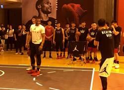 NBA》韋斯布魯克來了 帶給陳盈駿滿滿感動