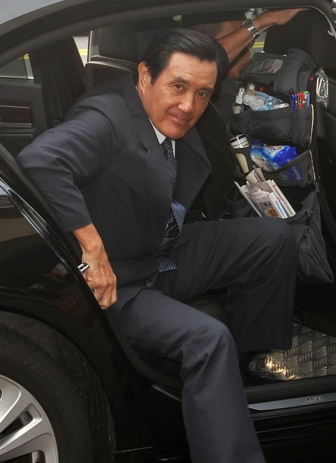 前總統馬英九。(劉宗龍攝)