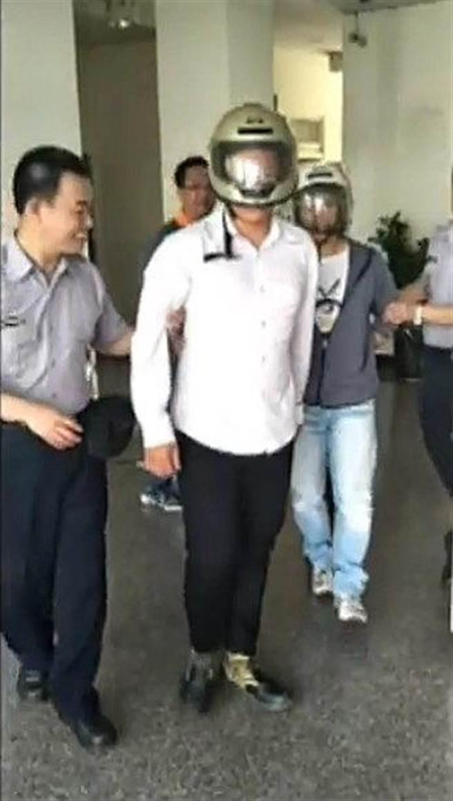 集集警方查獲梁姓男子為首的詐騙集團,不法獲利逾千萬元!(廖志晃翻攝)