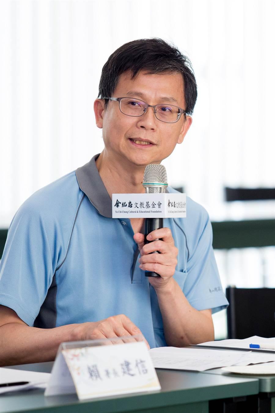 環保署副署長詹順貴表示將不會留任,與閣揆林全共進退。(中時資料照/陳信翰攝)