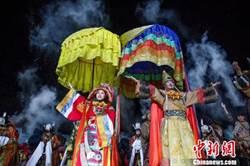 聯合國世界旅遊組織考察史詩劇《文成公主》
