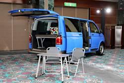 VW Freestyle特仕商旅  晚安套件加持