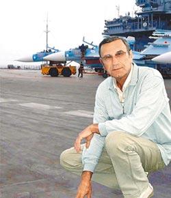 遼寧艦前身工程師 登陸造航母