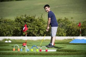 大溪笠復威斯汀酒店搶攻秋季旅遊市場 今發表兒童遊戲車 高球果嶺