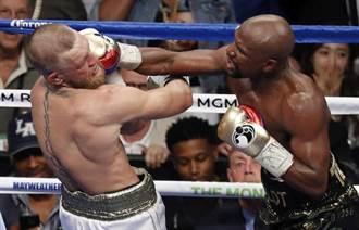 世紀拳賽落敗 麥葛雷格一句話感動媒體