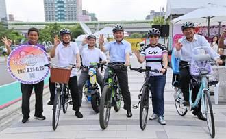 自行車嘉年華將登場 林佳龍: 打造健康樂活城市