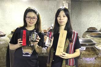 比利時烈酒競賽 信義鄉農會「狂野」奪金牌