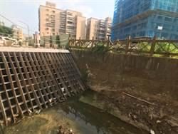 御史坑、五股坑溪遇雨必淹 地方盼加高護岸增撈汙機