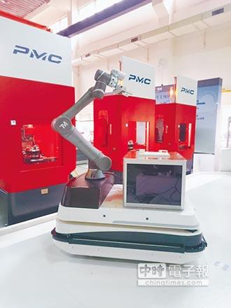 PMC機器人 變身全能智慧化工廠