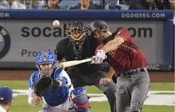 MLB》響尾蛇奪13連勝 道奇則吞6連敗
