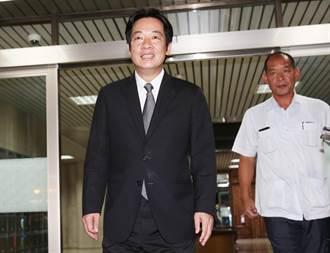 李富城:賴清德不到半年就死在行政院長手裡