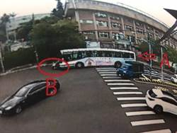 竹市8旬翁與公車碰撞 傷重不治身亡