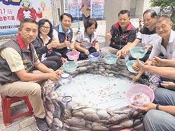 石滬文化節 邀親子體驗捕魚