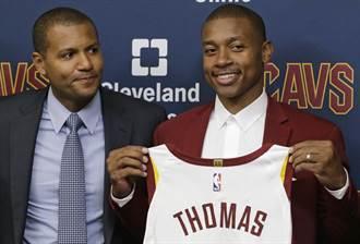 NBA》小刺客預告搶MVP回擊 騎士避談傷勢