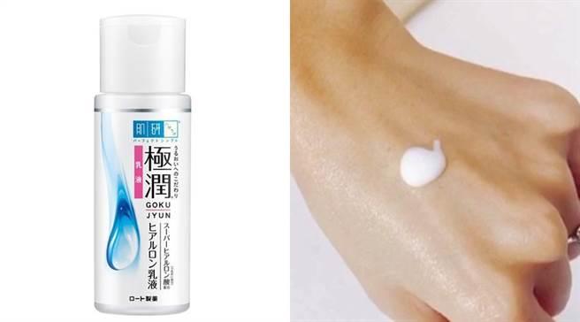 極潤保濕乳液/440元(140ml)(圖/肌研提供、styletc)