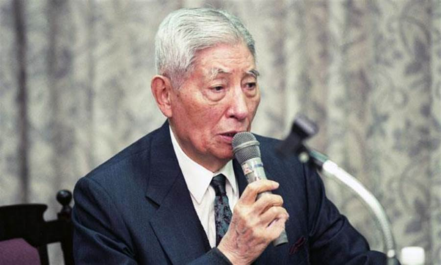 李國鼎是台灣科技產業的重要推手,有台灣「科技教父」之稱。(本報資料照片/季志翔攝)