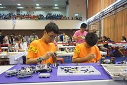 WRO機器人全國決賽 千名選手同場競技