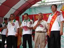 下屆台南市長 崑濱伯:選幾年就要做幾年