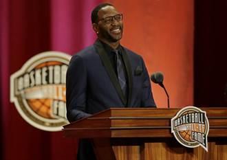NBA》激動哽咽!麥格瑞迪入選籃球名人堂