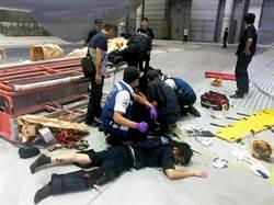 2維修人員被艙門彈飛摔落地面受傷 華航啟動調查