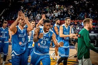 歐錦賽》爆冷連連 希臘強壓立陶宛晉8強