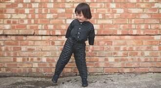 父母福音 英國發明「會長大的童裝」