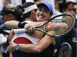 美網》未失一盤 詹詠然、辛吉絲女雙捧大賽首冠