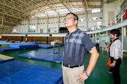 宜蘭縣立體操館 體育署擬升級