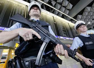 法蘭克福機場遭不明氣體攻擊 6人送醫