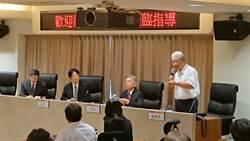 不接受新閣慰留 台電董座朱文成「堅持退休」
