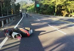 箱型車與機車碰撞 7旬老婦殞命