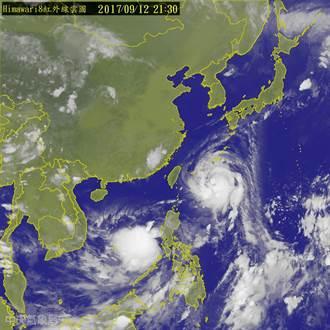 泰利颱風還沒來 19號颱風杜蘇芮已生成