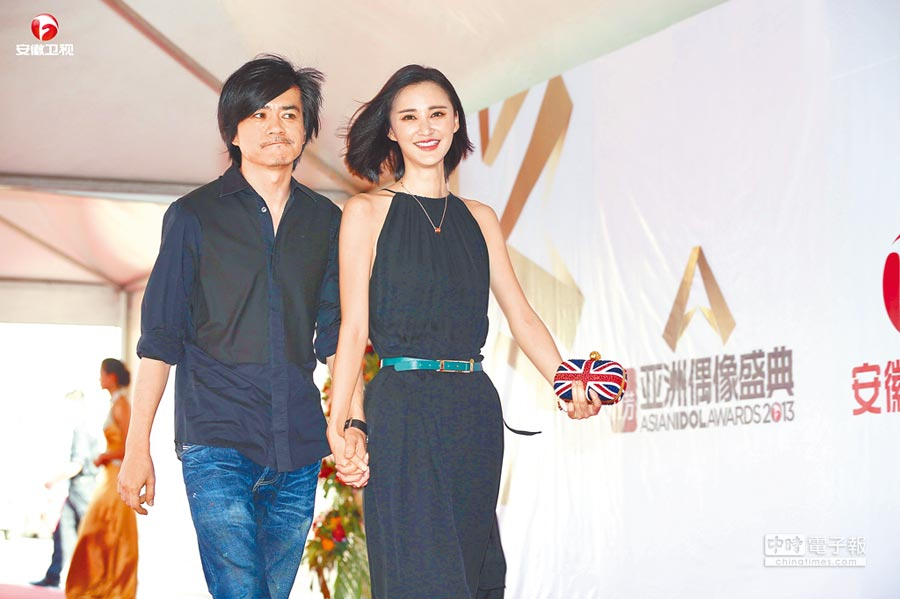 張歆藝與楊樹鵬(左)的婚姻僅維持了一年半。(CFP)