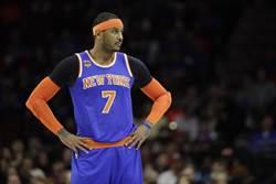 NBA》安森尼盼本周走人 但能如願嗎?